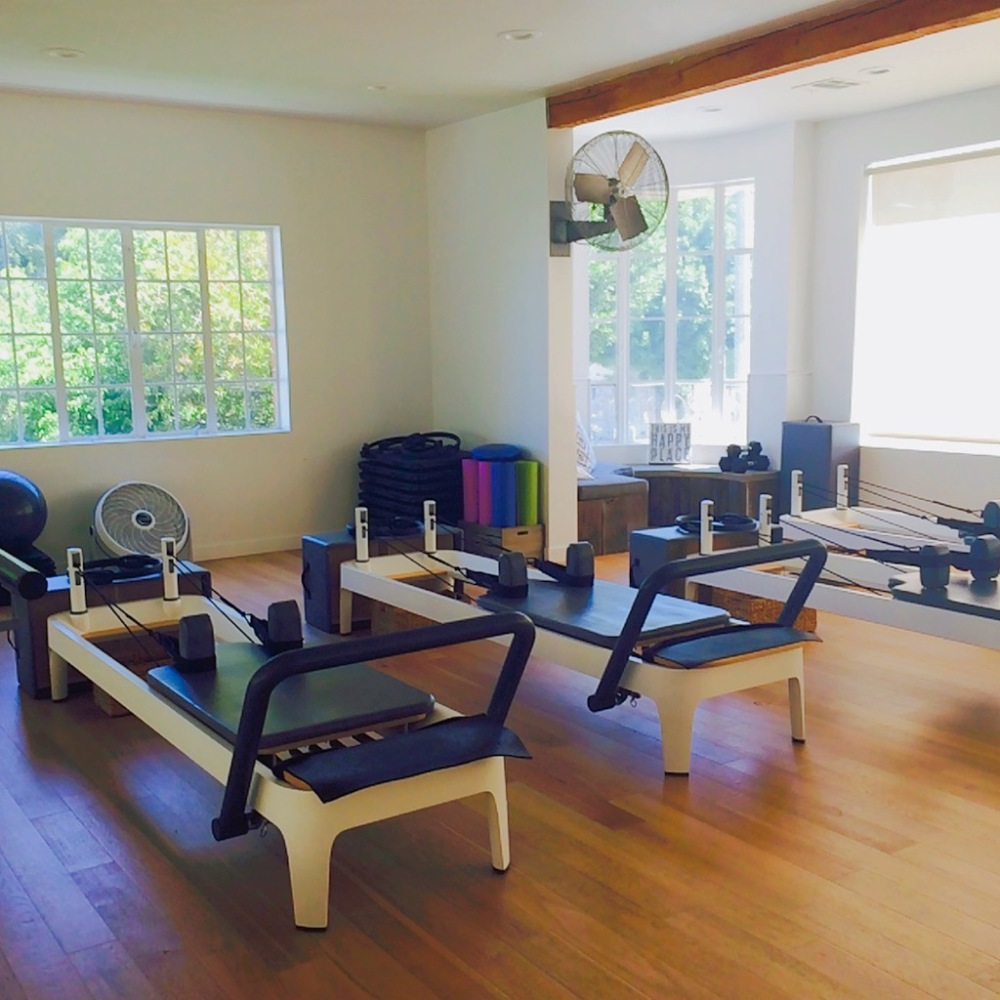 Eden Sassoon Pilates