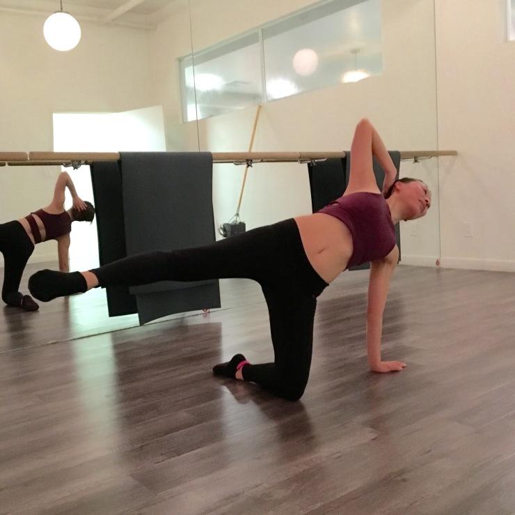 Hot Pilates Cardio Dance